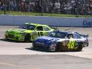 Auto Racing - Martinsville Speedway