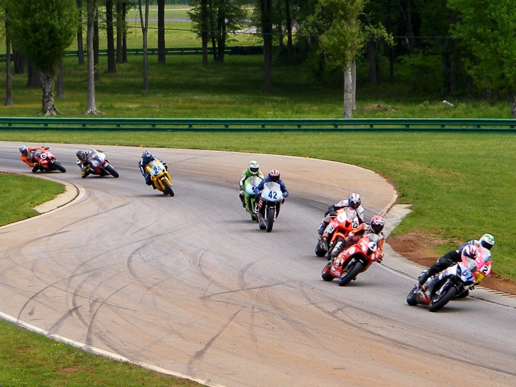 Motor Racing - Virginia International Raceway